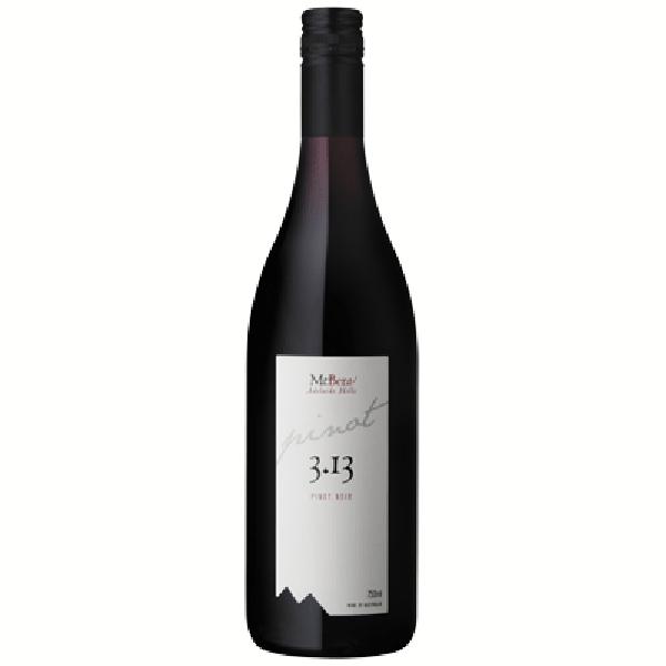 Mt Bera 3.13 Pinot Noir 2009