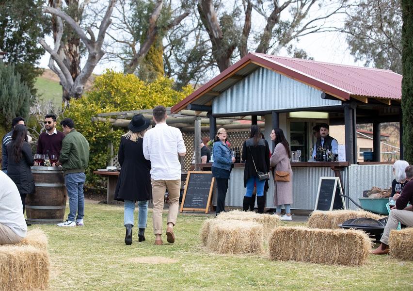 Mt Bera Garden Event
