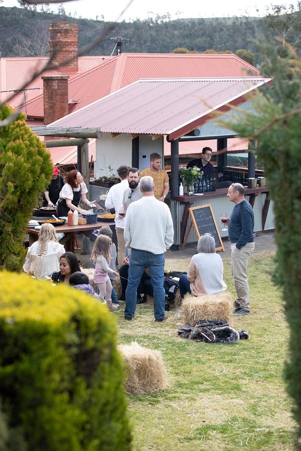 Mt Bera Gardens Outdoor Bar